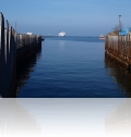 Warnemünde Alter Fährhafen - Mittelmole 14