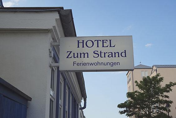 hotel+zum+strand+warnemunde+germany