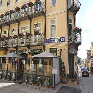 Appartement-Hotel Stephan Jantzen