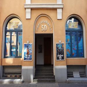 5D-Kino & Erlebniswelt