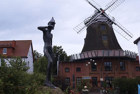 Meyer's Mühle in Warnemünde
