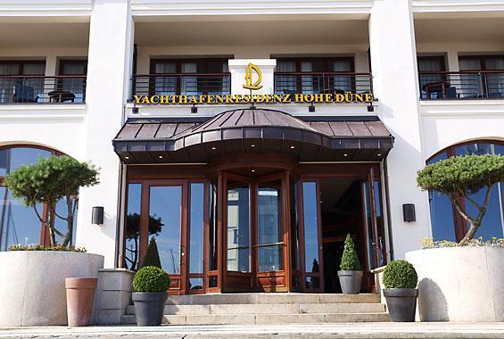 Yachthafenresidenz Hohe Düne - Yachting & Spa Resort