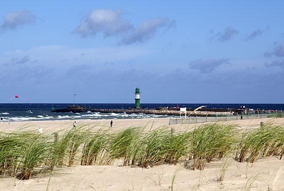 Warnem nde strand urlaub an der ostsee hotel lastminute for Warnemunde hotel pension