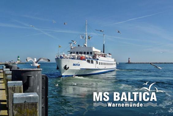 Ostseetörn mit der MS Baltica