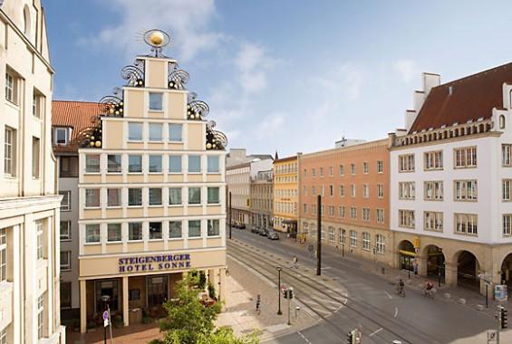 Steigenberger Hotel Sonne