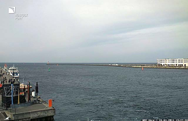 Webcam warnem nde cruise terminal warnem nde for Warnemunde pension mit fruhstuck