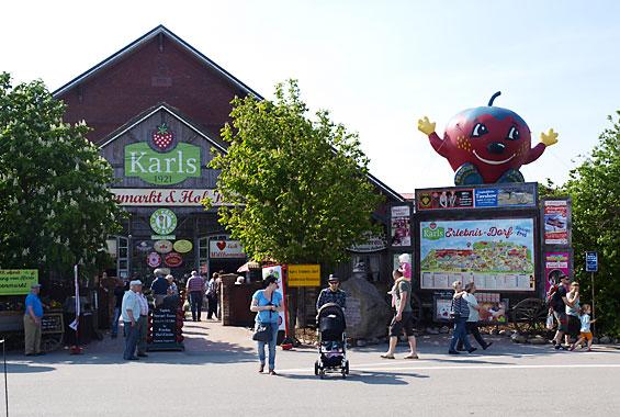 Karls Erlebnis-Dorf bei Rövershagen