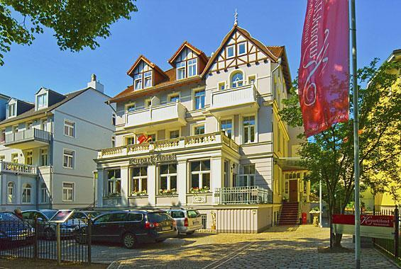 Hotel lastminute for Warnemunde hotel pension
