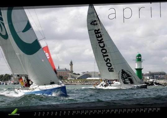 Speedsailing Kalender 2014