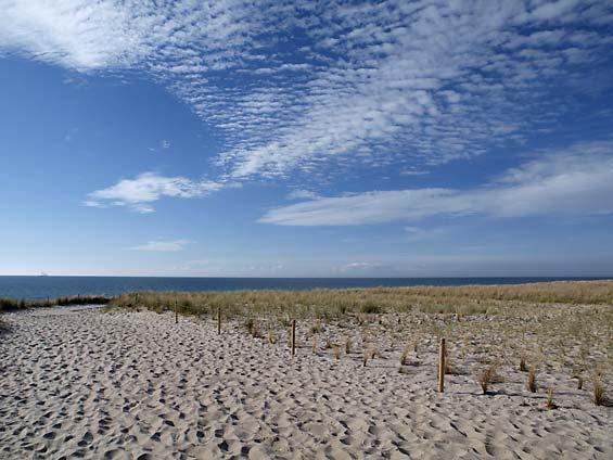 Strandaufgang Markgrafenheide