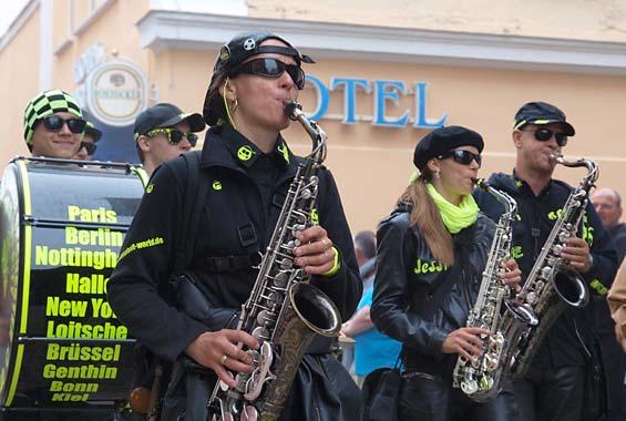 Saxo-Fun-Orchester Sax'n Anhalt
