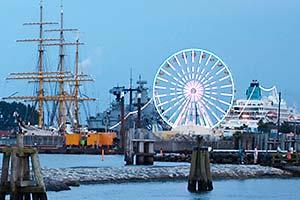 25 Jahre Hanse Sail Rostock